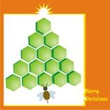 Χριστούγεννα 2 καρτών Στοκ Εικόνες