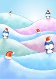 Χριστούγεννα 20 απεικόνιση& απεικόνιση αποθεμάτων