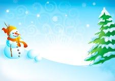 Χριστούγεννα 36 απεικόνιση& ελεύθερη απεικόνιση δικαιώματος