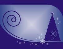Χριστούγεννα 4 ανασκόπησης ελεύθερη απεικόνιση δικαιώματος