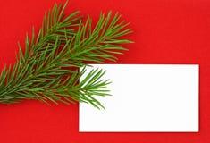 Χριστούγεννα 4 καρτών Στοκ Φωτογραφίες