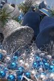 Χριστούγεννα 5 κουδουν&iot Στοκ εικόνα με δικαίωμα ελεύθερης χρήσης