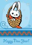 Χριστούγεννα 6 καρτών ελεύθερη απεικόνιση δικαιώματος