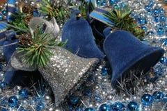 Χριστούγεννα 7 κουδουν&iot Στοκ Εικόνες
