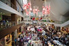 Χριστούγεννα bazaar Στοκ φωτογραφία με δικαίωμα ελεύθερης χρήσης