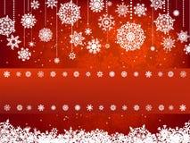Χριστούγεννα copyspace eps 8 ανασκόπη&s Στοκ Εικόνες