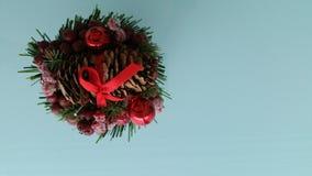 Χριστούγεννα Dekoration Στοκ φωτογραφία με δικαίωμα ελεύθερης χρήσης