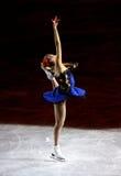 Χριστούγεννα Gala 2010, Μιλάνο, Ιταλία πάγου Στοκ Εικόνα