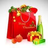 Χριστούγεννα goodies Στοκ φωτογραφία με δικαίωμα ελεύθερης χρήσης