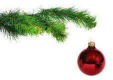 Χριστούγεννα ornamnet Στοκ Φωτογραφίες