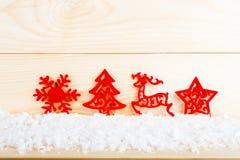Χριστούγεννα simbols Στοκ Φωτογραφία