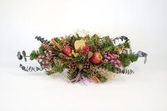 Χριστούγεννα swag Στοκ φωτογραφίες με δικαίωμα ελεύθερης χρήσης