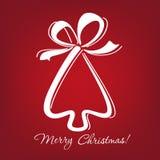Χριστούγεννο-δέντρο Στοκ Εικόνα