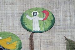 Χριστός αυξημένος στοκ φωτογραφία