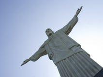 Χριστός ο απελευθερωτής στο Ρίο στοκ φωτογραφίες