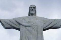 Χριστός ο απελευθερωτής/το Cristo Redentor Στοκ Φωτογραφία