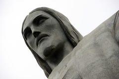 Χριστός ο απελευθερωτής στοκ φωτογραφία