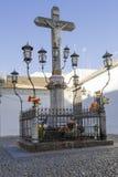 Χριστός των φαναριών στην Κόρδοβα στοκ εικόνες με δικαίωμα ελεύθερης χρήσης