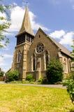 Χριστός churche Στοκ Φωτογραφία