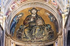 Χριστός Pantocrator στοκ εικόνες