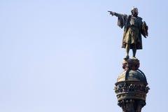 Χριστόφορος Κολόμβος Στοκ Εικόνα