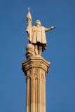 Χριστόφορος Κολόμβος Στοκ φωτογραφίες με δικαίωμα ελεύθερης χρήσης