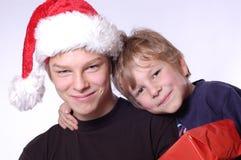 χρονικά Χριστούγεννα Στοκ Φωτογραφία