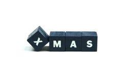 χρονικά Χριστούγεννα Στοκ Εικόνες