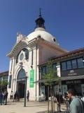 Χρονική έξω αγορά στοκ φωτογραφία με δικαίωμα ελεύθερης χρήσης