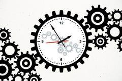 Χρονική διαχείριση και έννοια πινάκων απεικόνιση αποθεμάτων