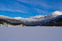 χρονικός χειμώνας Στοκ Εικόνα