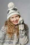 χρονικός χειμώνας Στοκ εικόνα με δικαίωμα ελεύθερης χρήσης