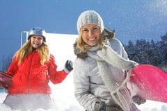 χρονικός χειμώνας Στοκ Φωτογραφίες