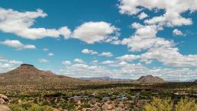Χρονικό σφάλμα τοπίων κονσερβών ερήμων της Αριζόνα φιλμ μικρού μήκους
