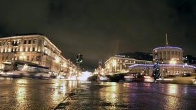 Χρονικό σφάλμα εικονικής παράστασης πόλης της Αγία Πετρούπολης φιλμ μικρού μήκους