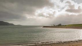 Χρονικό σφάλμα των σύννεφων και της θάλασσας σε Onich, Σκωτία φιλμ μικρού μήκους
