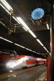 χρονικό τραίνο διανυσματική απεικόνιση