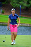 18χρονος παίκτης γκολφ 2016 της Brooke Henderson LPGA Στοκ εικόνα με δικαίωμα ελεύθερης χρήσης