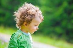 1χρονο πορτρέτο αγοράκι Στοκ φωτογραφίες με δικαίωμα ελεύθερης χρήσης