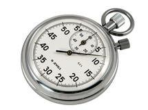 χρονόμετρο με διακόπτη Στοκ Εικόνα