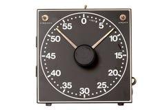 χρονόμετρο σκοτεινών θα&lambd Στοκ φωτογραφία με δικαίωμα ελεύθερης χρήσης