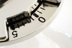 χρονόμετρο στοκ φωτογραφία με δικαίωμα ελεύθερης χρήσης