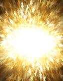 χρυσά αστέρια ανασκόπησης στοκ φωτογραφίες