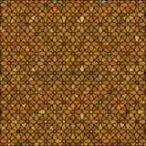 χρυσά καφετιά χαλίκια γεωμετρική απεικόνιση polygonal ύφος, υπόβαθρο μωσαϊκών 10 eps απεικόνιση αποθεμάτων