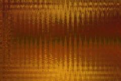 χρυσά κύματα Στοκ Φωτογραφίες
