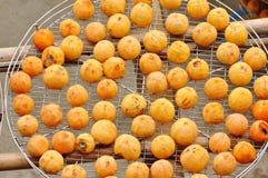 χρυσά persimmons στοκ φωτογραφία με δικαίωμα ελεύθερης χρήσης