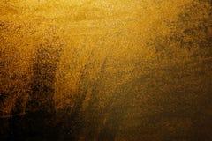 Χρυσές πτώσεις νερού στο υπόβαθρο παραθύρων Υπόβαθρο των ηλιόλουστων  στοκ εικόνες