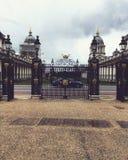 Χρυσές πύλες Στοκ Εικόνες