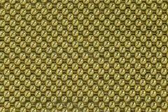 Χρυσές χάντρες Στοκ εικόνες με δικαίωμα ελεύθερης χρήσης