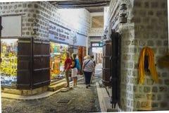 Χρυσή αγορά στο Ντουμπάι Στοκ φωτογραφίες με δικαίωμα ελεύθερης χρήσης
